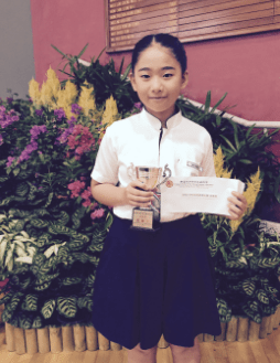 2-2016 National Primary School Chinese Story Telling Competition Singapore Hokkien Huay Kuan