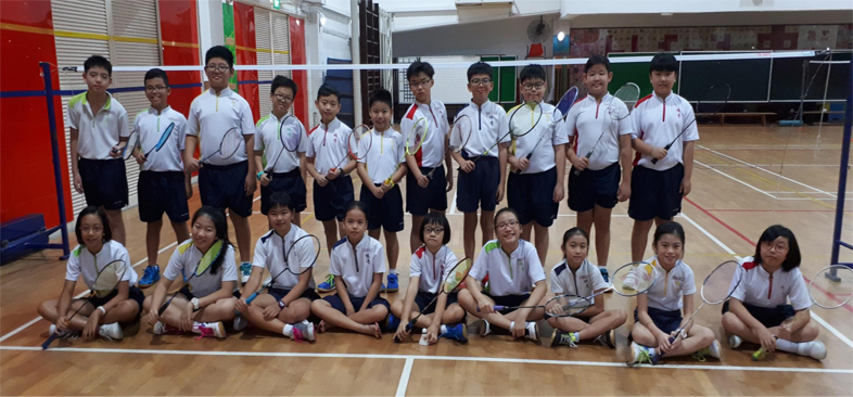 Badminton Level Pictures 1