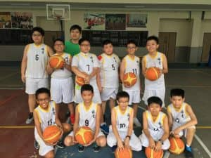basketball - senior team